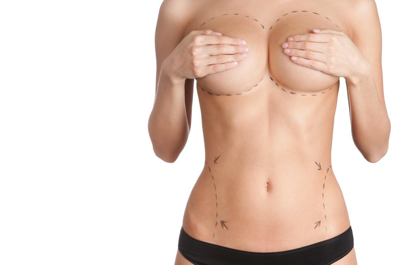 Natürlich aussehen brustvergrößerung Brustvergrößerung und